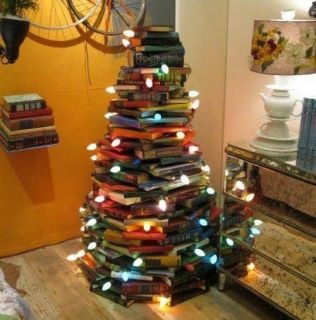 Some very clever Christmas Trees.
