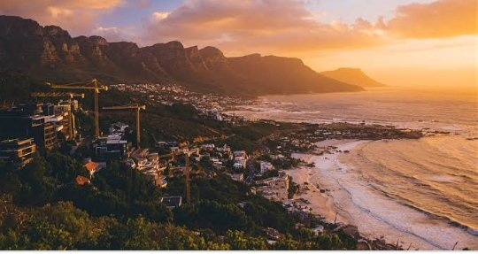 Cape Town, places to travel