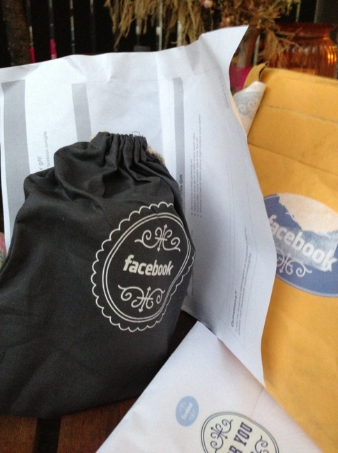 Facebook Gifts Indian social gifting