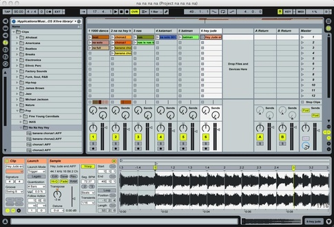How do you learn to remix/mashup songs? | The Ethan Hein Blog