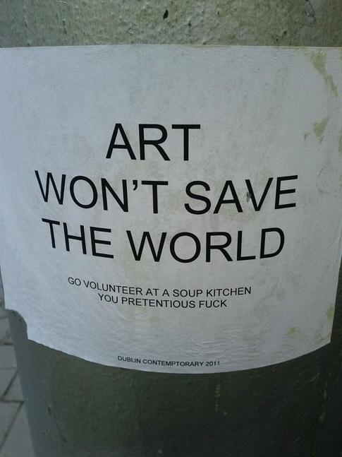 can art save the world willa köerner