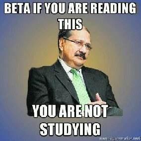 studying meme