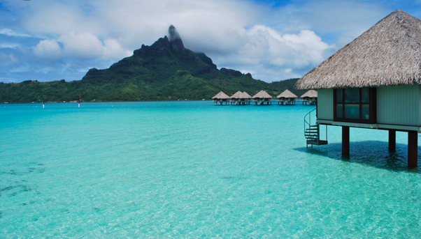 Bora Bora places to travel